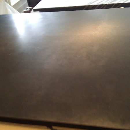 Black Absolute Countertop. Before Restoration