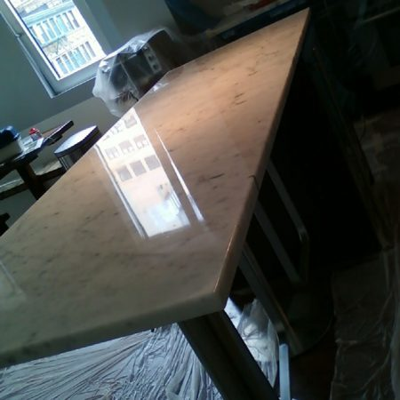 Repolished Countertop Revitalization