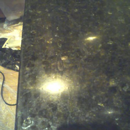 UbaTuba Countertop Crack on Top Surface Repair