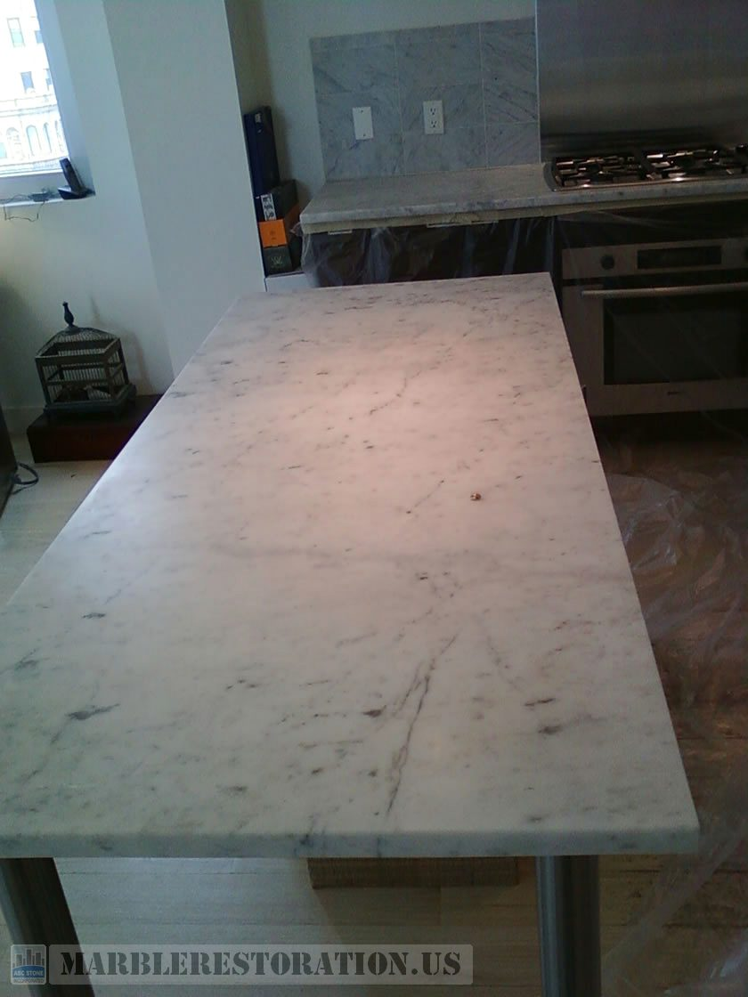 Marble Countertops Restoration Place