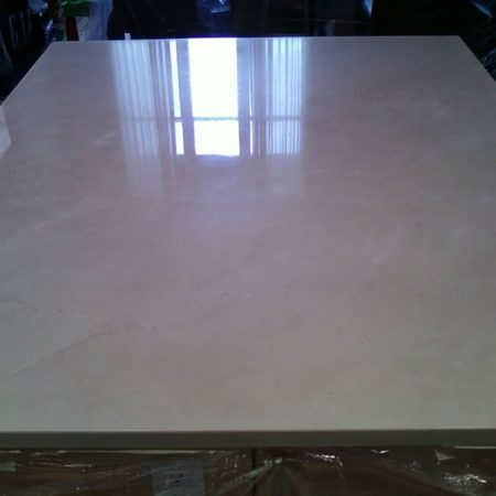Polished Crema Marfil Countertop