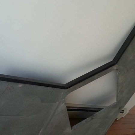 "Double Edge on Black Counter before Disjointing & ""Shaving"""