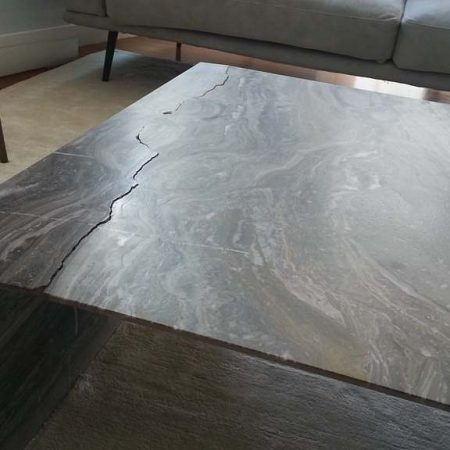 Crevice Along the Natural Vein Coffee Table