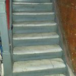 Brooklyn Building Cracked Marble Steps Replacement