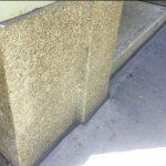 Building Facade Granite Cleaned Panels Manhattan