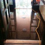 Glanite Lobby Floor Polishing