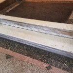 Lobby Marble Steps Before Refurbishing