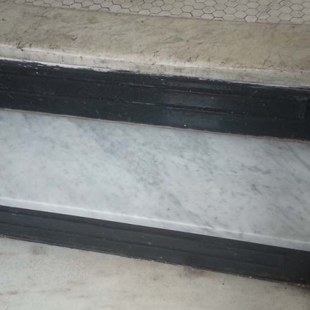 New Step Just Installed