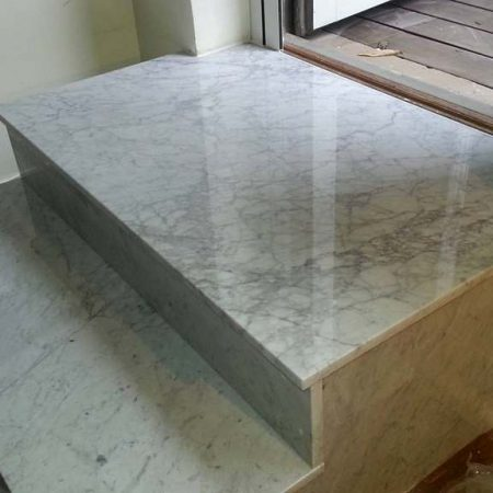 Landing Slab Cut to Fit and Replacement
