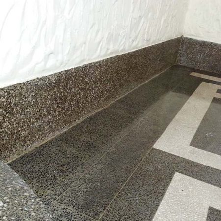 Terrazzo after Deep Cleaning & Polishing