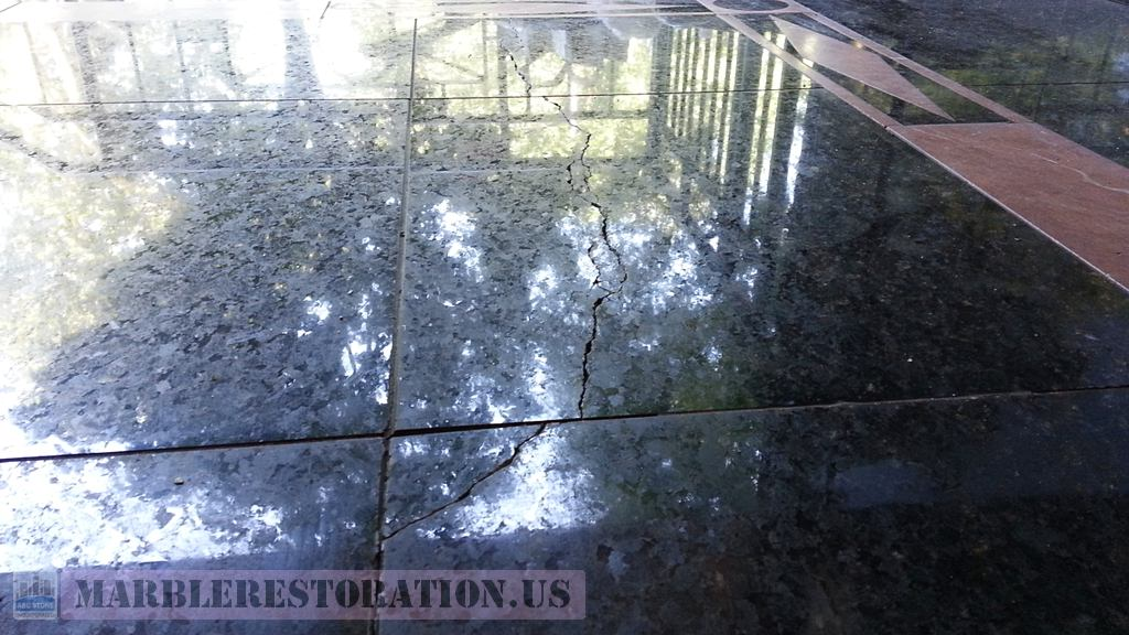Have a Broken Marble? Cracks, splits or breakages