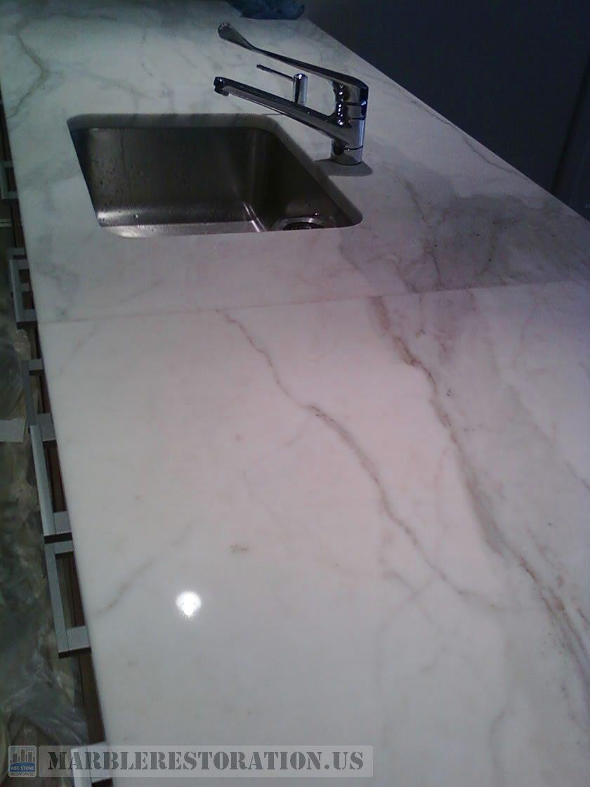 marble on red kitchen baton your over countertops thousands dollars la you existing and of bathtub refinishing stick is click saving it update rouge can refinished refinish