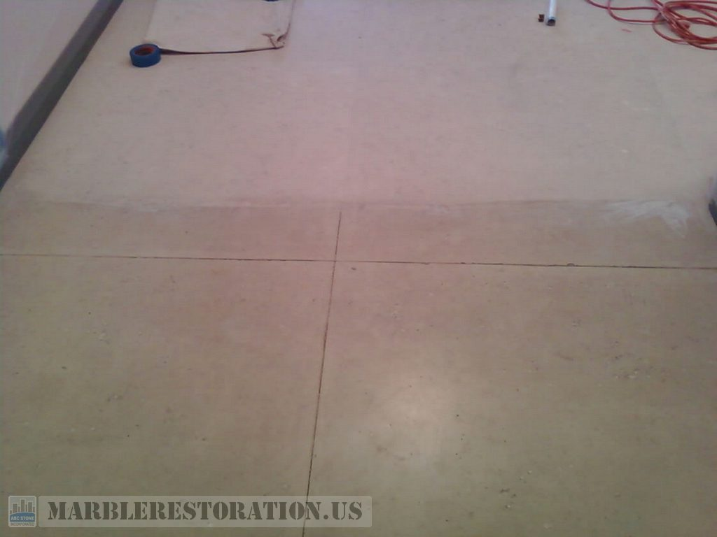 Limestone Cleaning Difference