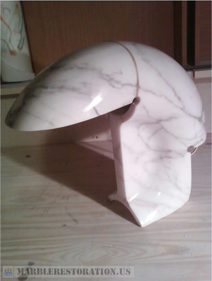 Marble Lamp Restoration