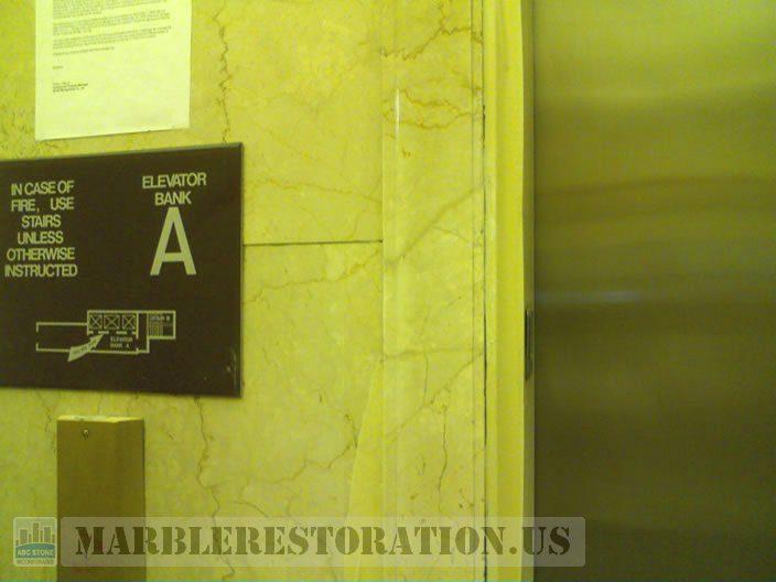 Elevator Marble Door Frame