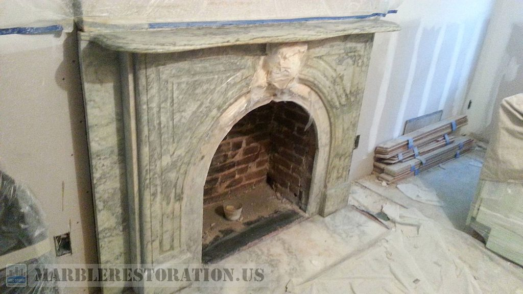 Brooklyn Fireplace Poultice On Keystone