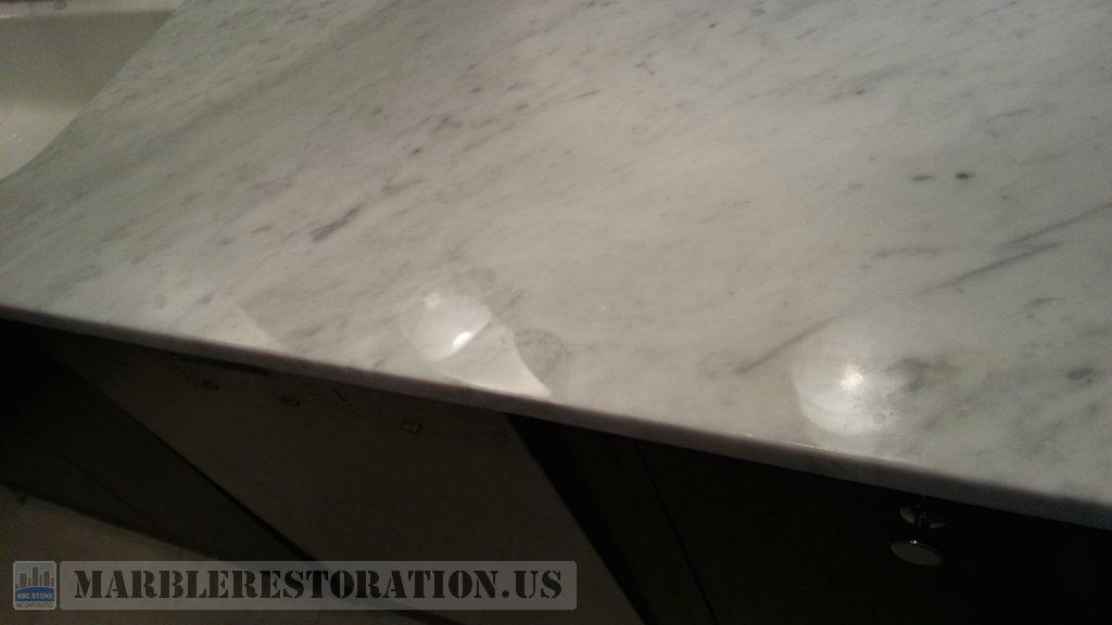 Marble Insert Fabrication & Installation