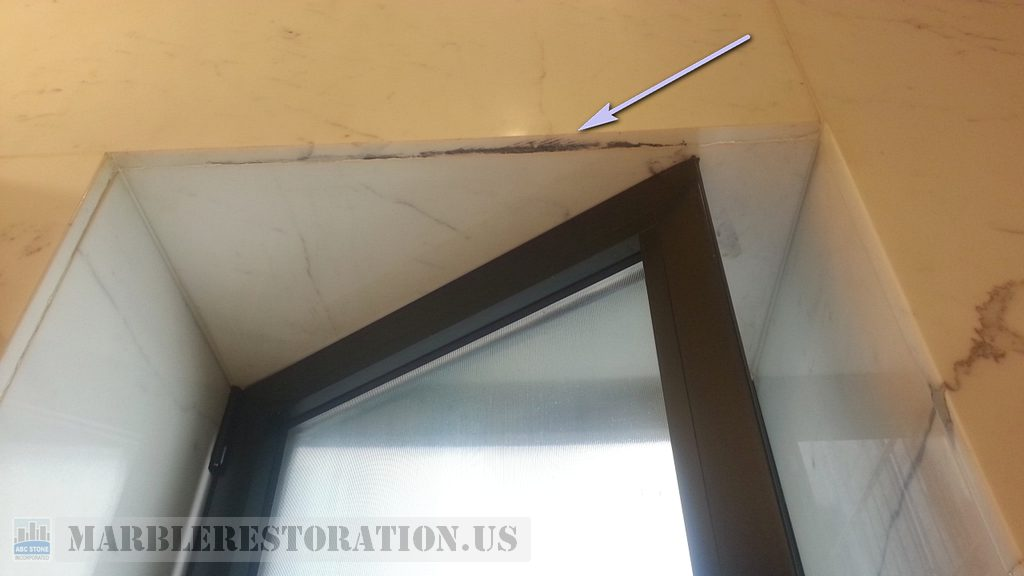 Window Ceiling Grind To Refit